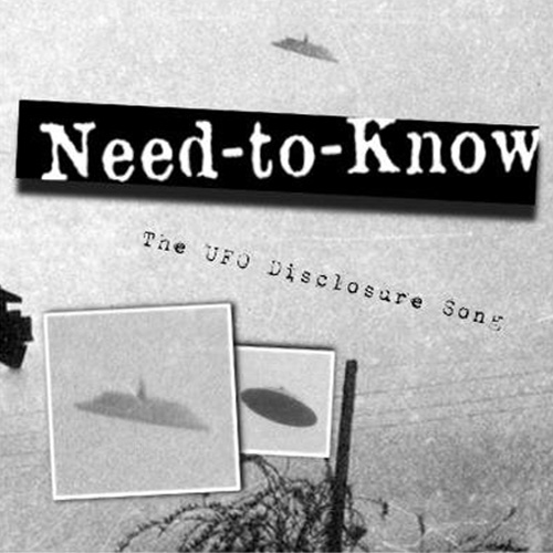 Need to Know: UFO disclosure song